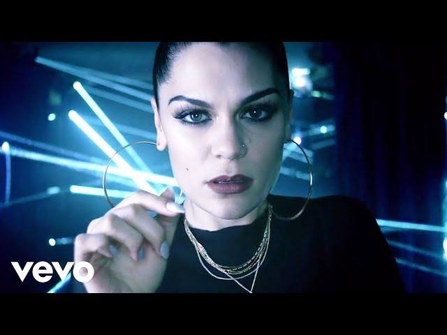 Jessie J - Laserlight ft. David Guetta (Official Video)