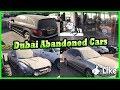 Abandoned Seat Car Dealership in Dubai. Abandoned SUV Mercedes Benz R 350. Dubai Abandoned Cars 2017