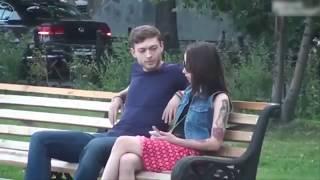 How To Pick Up Russian Girls  Simple Pickup   Kissing Prank  Поцелуй незнакомку