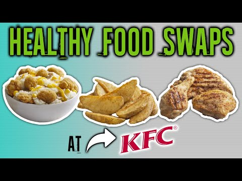 Healthy Food Options At Kfc