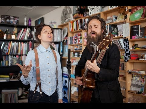 Sam Beam & Jesca Hoop: NPR Music Tiny Desk Concert