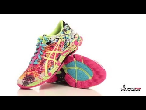 afa96fb98 Asics Gel Noosa Tri 11 Mujer Rosa Amarillo - StreetProRunning - YouTube