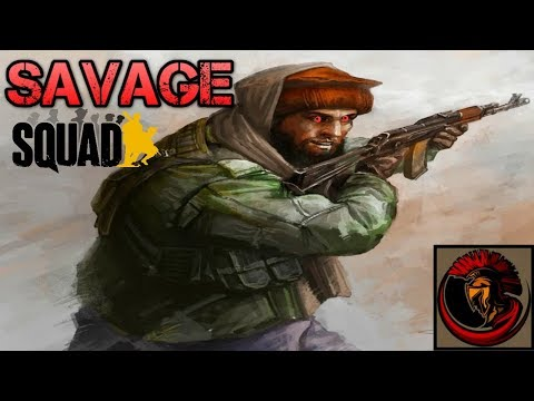 Rooftop Savage - HOLDING THE PALACE! | SQUAD