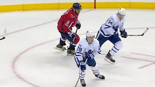 10/17/17 Condensed Game: Maple Leafs @ Capitals