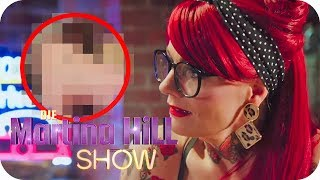 Bye Bye Exfreund-Tattoo: Jenny Silverstick hilft in der Not! | Die Martina Hill Show | SAT.1 TV