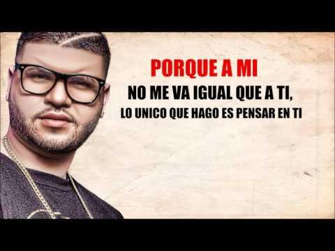 Miro El RelojFarruko FtJ Alvarez y Jory Boy Letra Video Lyrics