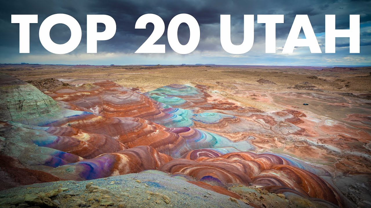 Download TOP 20 PLACES IN UTAH YOU NEED TO VISIT!