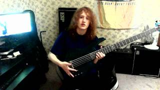 esp ltd b 155dx bass review