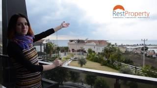 Недвижимость в Турции: комплекс в Каргыджаке с видом на море
