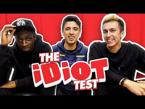 THE IDIOT TEST w/ MINIMINTER & TBJZL