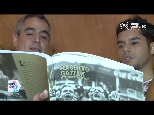 Archivo Gaitán en la #FILBo2018