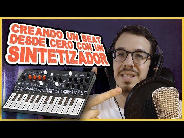 Reggaeton Cósmico con Arturia MicroFreak