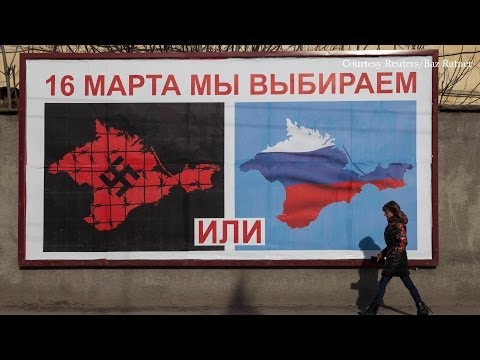 Crimea, China, and the Challenges of Risk Management