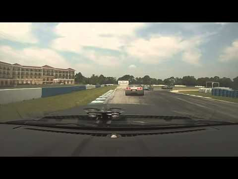 The BAD 302 at Sebring Track Guys 2014 Rene Gomez driving