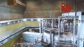 China's 'artificial sun' project makes strides