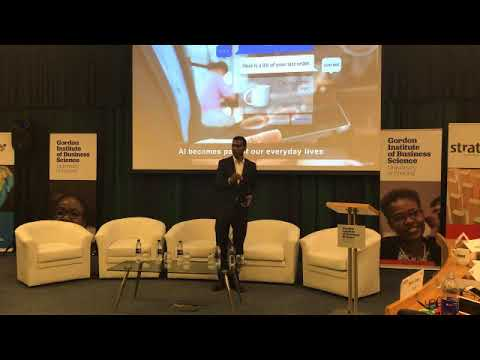 Strate GIBS Fintech Innovation Conference Lee Naik Chief Executive Officer TransUnion Africa