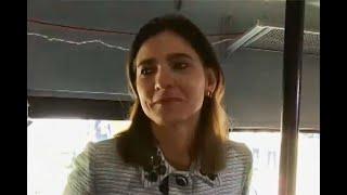 Ministra de Transporte habla de Uber y la vía al Llano en su primer año de gestión