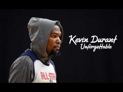 "Kevin Durant Mix – ""Unforgettable"" ᴴᴰ (Motivational)"