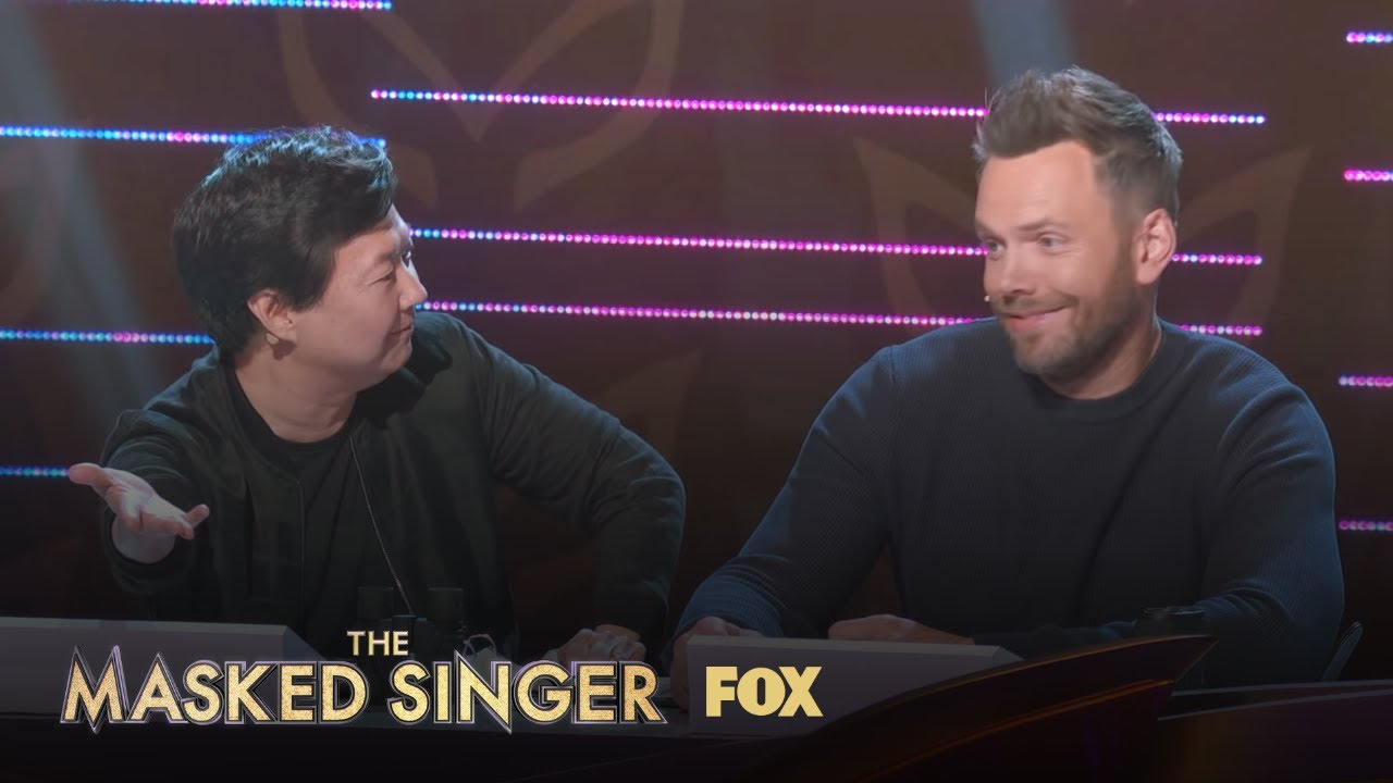 Download Ken & Joel React To The Lion | Season 1 Ep. 3 | THE MASKED SINGER