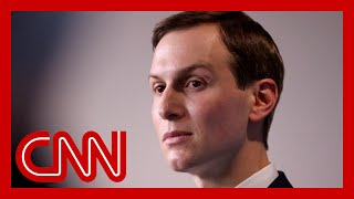 Report: Kushner's Covid-19 testing plan 'went poof into thin air'