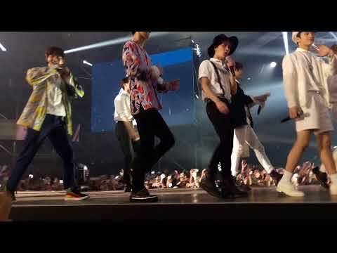 170902 Music Bank jakarta - ending