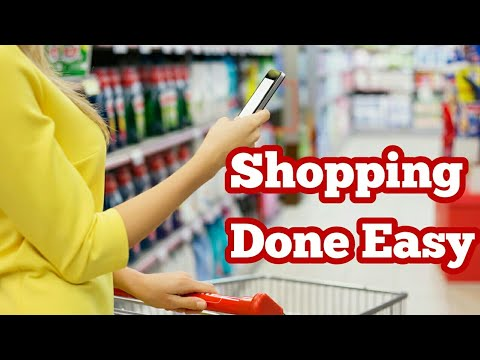 Bring App Grocery Shopping List Helps You Shop Faster Review And Tutorial