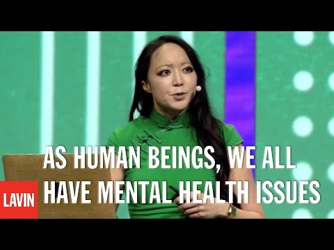 Candy Chang: As Human Beings, We All Have Mental Health Issues