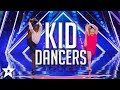 TOP 10 Kid Dancers on Got Talent WORLDWIDE 2017 Got Talent Global