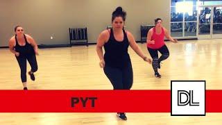 PYT - Michael Jackson || Original Dance Fitness Choreo