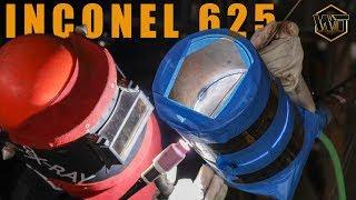 Inconel 625 Tig & Stick wi…