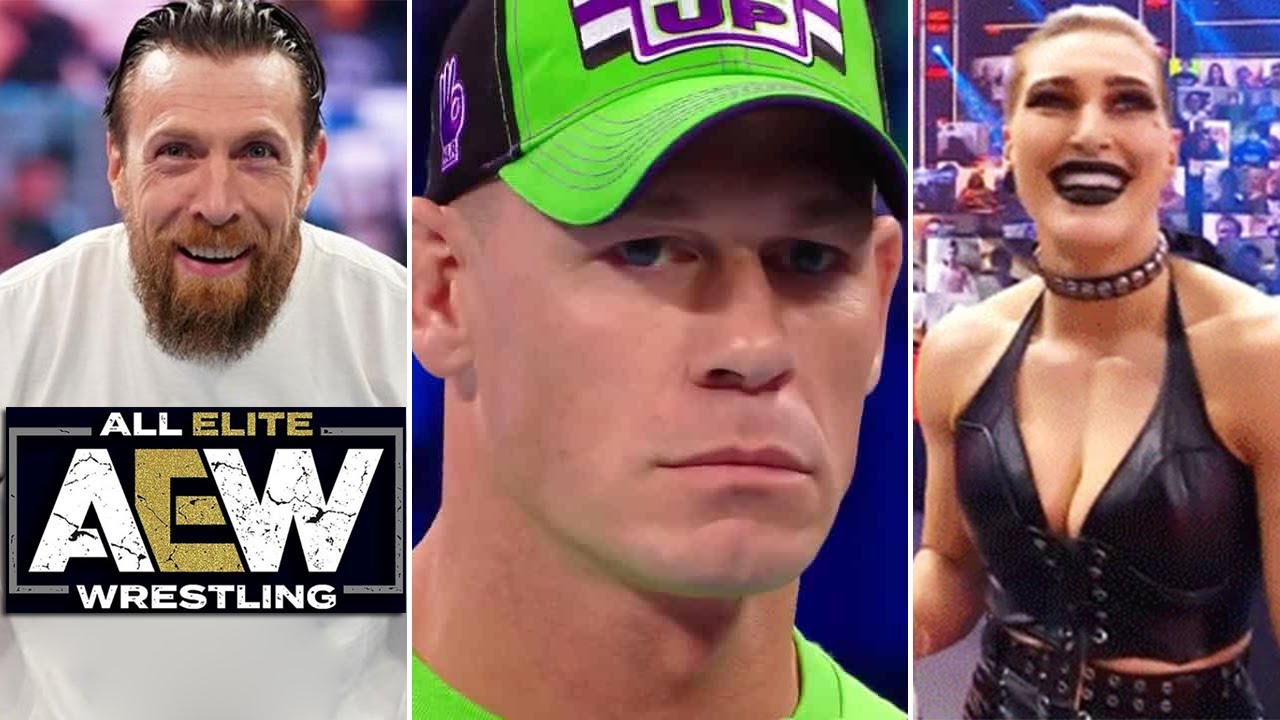 Malas noticias John Cena, Por esto Daniel Bryan firmó con AEW, Planes para Rhea Ripley, The Miz