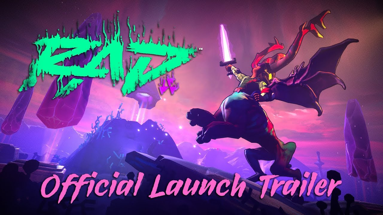 """RAD - Launch Trailer (featuring """"Remade Again"""" by David Earl)"""