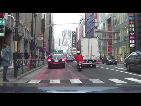 東京ドライブ2 [車載動画] (Driving In Tokyo-2)