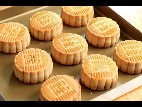 廣式月餅這款口味最近火了,好看好吃,比蓮蓉還香,外面都買不到【夏媽廚房】
