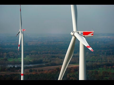 GE Builds Brilliant Future of Wind Energy with 25,000th Wind Turbine Installed