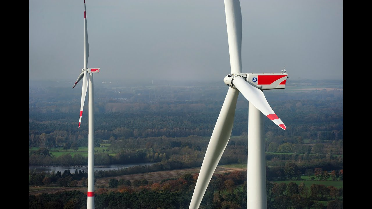 GE Builds Brilliant Future of Wind Energy with 25,000th Wind ...