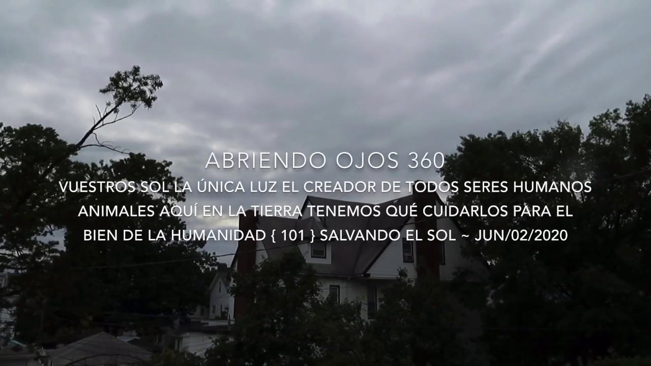 Dedicado a Salvador López Mac, en México ( 101 ) Salvando EL SOL