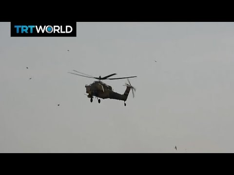 The Fight For Mosul: Iraqi forces reach east bank of Tigris river