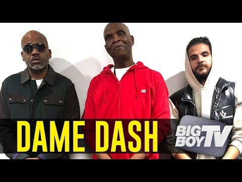 TimBuck2 - Dame Dash On Big Boy TV