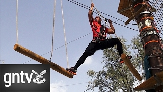 Extreme fitness at Aventura Nature Adventure Park