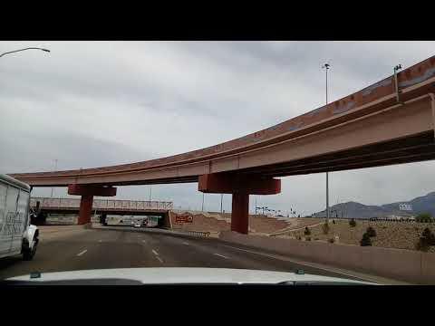 DRIVING THRU ALBUQUERQUE NM...Bow and Arrow!!!