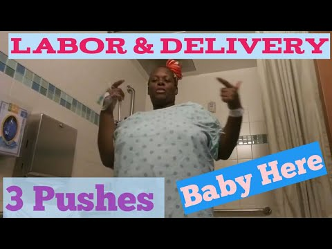 3 Days stay in Labor & Delivery| Delivery baby #7|