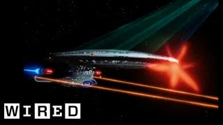 NASA Fact-Checks Star Trek's Starship Enterprise | WIRED