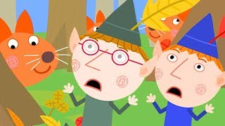 Ben and Holly's Little Kingdom | Squirrel Disaster | 1Hour | HD Cartoons for Kids