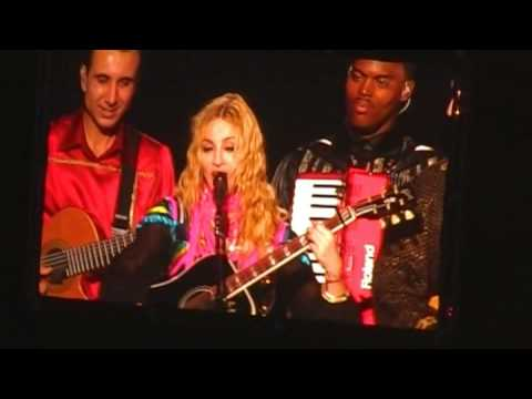 Madonna - You Must Love Me - Don't Cry For Me Argentina (Live in Buenos Aires, Argentina 07-12-2008)
