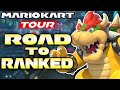 Mario Kart Tour - Is F2P 14,000+ Possible in Neo Bowser City?  ROAD TO RANKED!