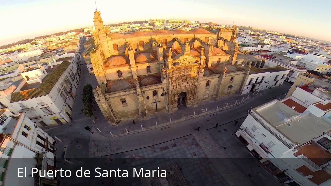 Places to see in el puerto de santa maria spain youtube - Idental puerto santa maria ...