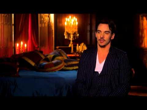 "Dracula (NBC): Jonathan Rhys Meyers ""Alexander Grayson/Vlad Tepes"" Official TV Interview"