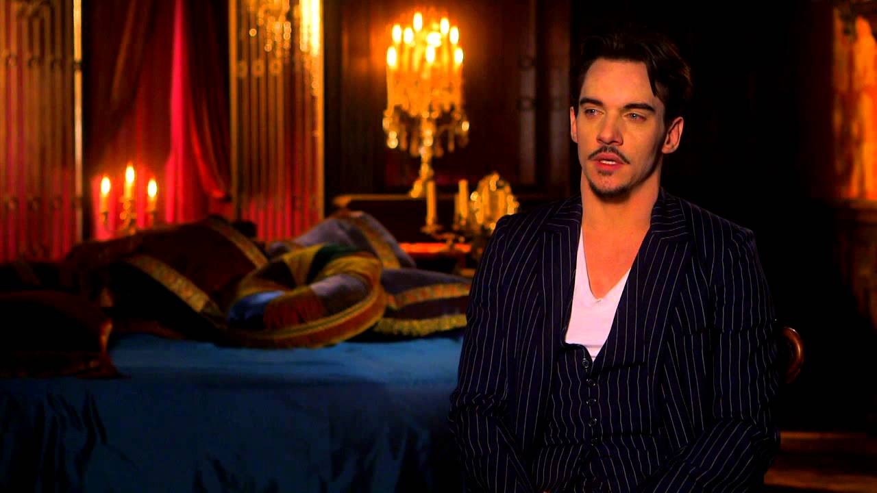 "Dracula (NBC): Jonathan Rhys Meyers ""Alexander Grayson ... Gerard Butler Interview"