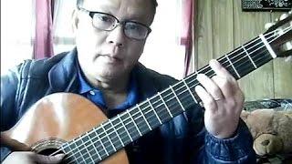 Lời Cuối Cho Em (Nguyễn Vũ) - Guitar Cover by Hoàng Bảo Tuấn